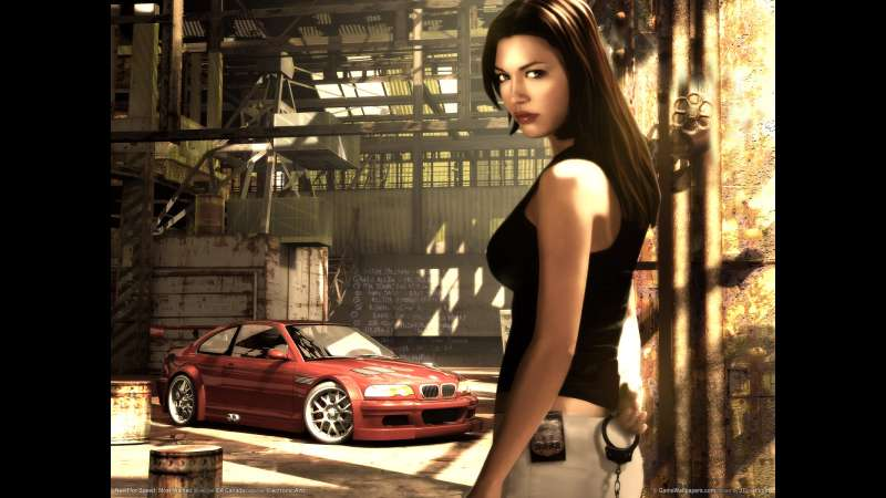 Need for Speed: Most Wanted Hintergrundbild 01