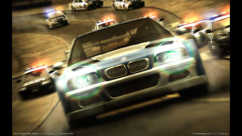 Need for Speed: Most Wanted Hintergrundbild 03