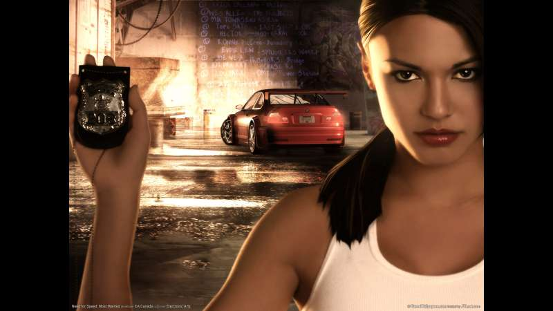Need for Speed: Most Wanted Hintergrundbild 06