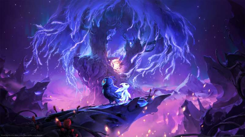 Ori and the Will of Wisps Hintergrundbild