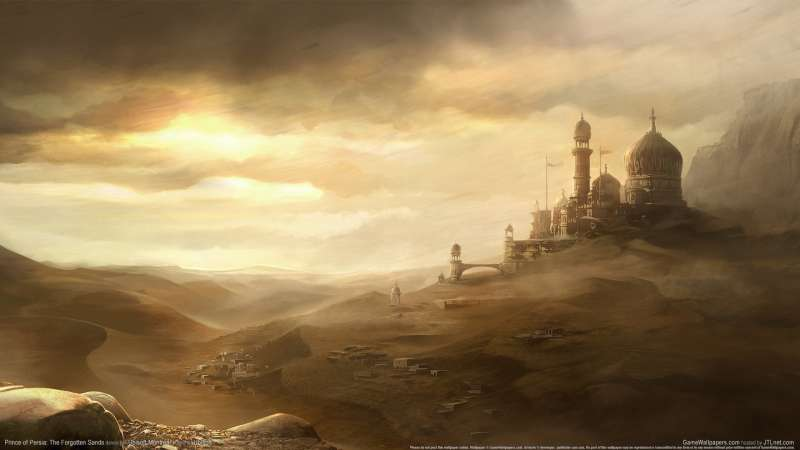 Prince of Persia: The Forgotten Sands Hintergrundbild 01