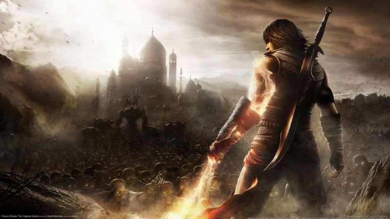 Prince of Persia: The Forgotten Sands Hintergrundbild 05