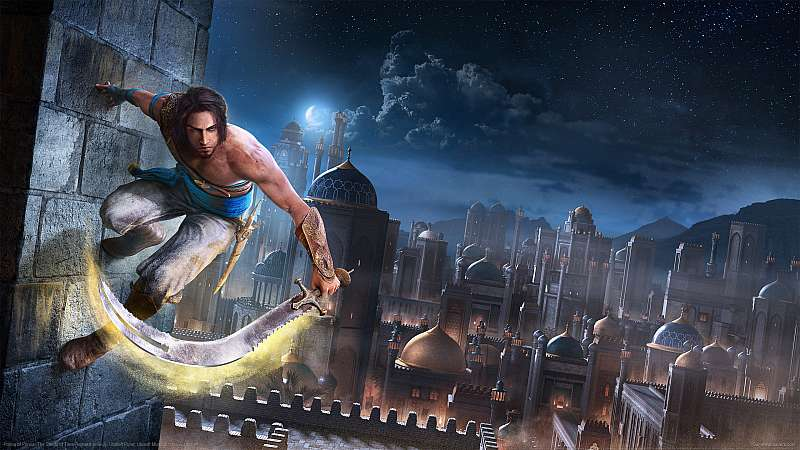 Prince of Persia: The Sands of Time Remake Hintergrundbild