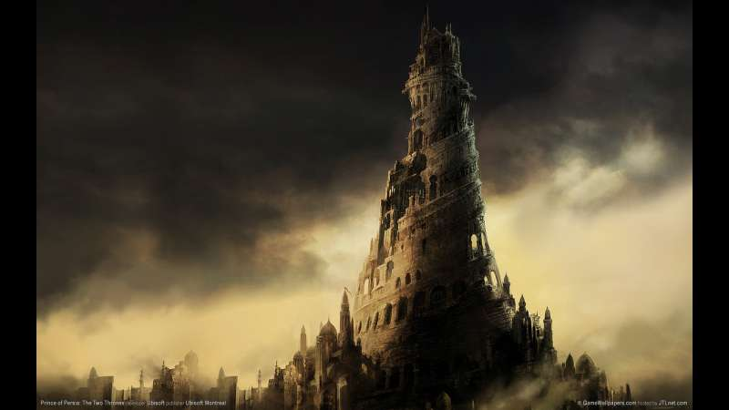 Prince of Persia: The Two Thrones Hintergrundbild 01