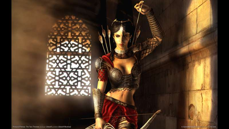 Prince of Persia: The Two Thrones Hintergrundbild 03