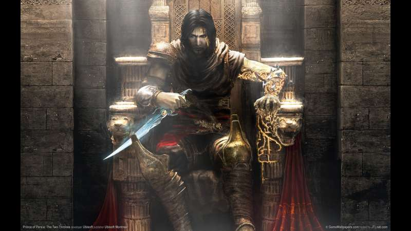 Prince of Persia: The Two Thrones Hintergrundbild 04