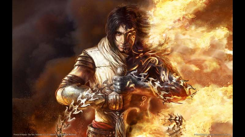 Prince of Persia: The Two Thrones Hintergrundbild