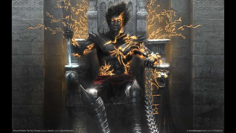 Prince of Persia: The Two Thrones Hintergrundbild 07