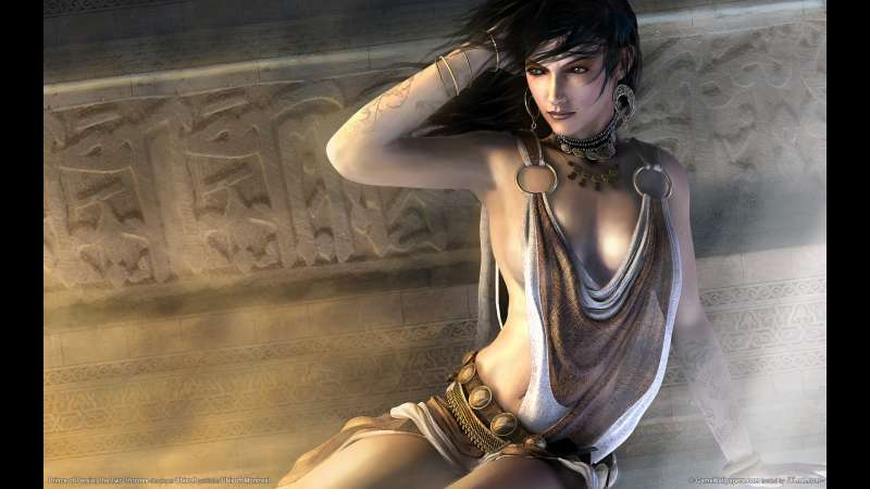 Prince of Persia: The Two Thrones Hintergrundbild 09