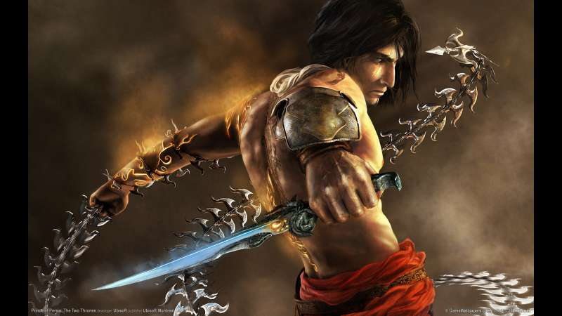 Prince of Persia: The Two Thrones Hintergrundbild 12
