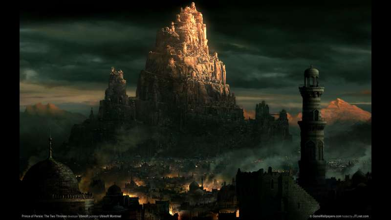 Prince of Persia: The Two Thrones Hintergrundbild 14
