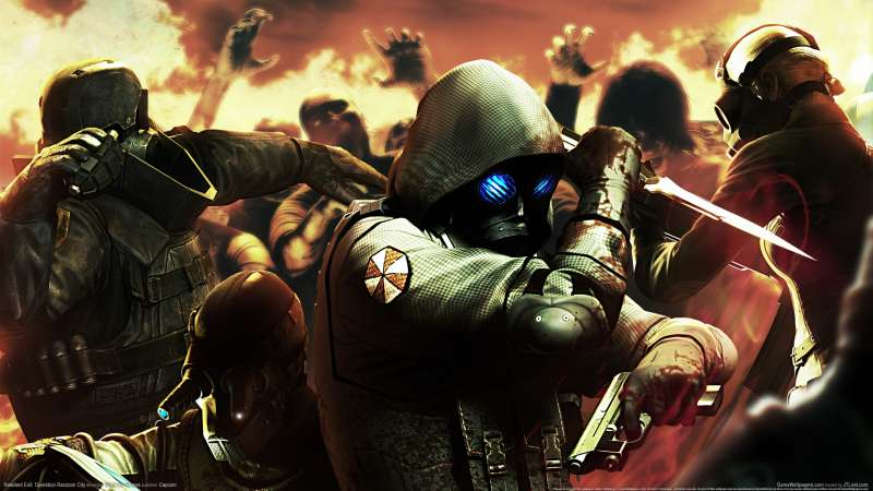 Resident Evil: Operation Raccoon City Hintergrundbild