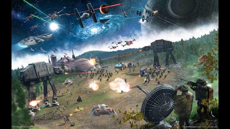 Star Wars Empire At War Desktop Hintergrundbilder