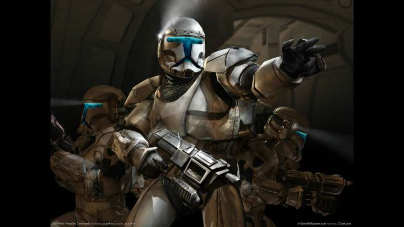 Star Wars: Republic Commando Hintergrundbild 01