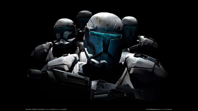 Star Wars: Republic Commando Hintergrundbild 02