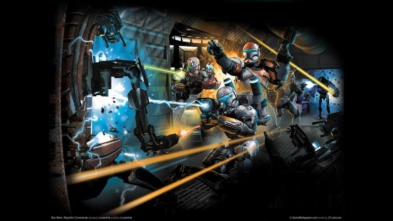 Star Wars: Republic Commando Hintergrundbild 03