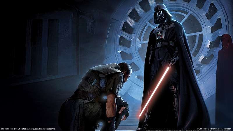 Star Wars: The Force Unleashed Hintergrundbild