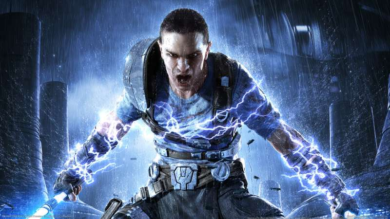 Star Wars: The Force Unleashed 2 Hintergrundbild