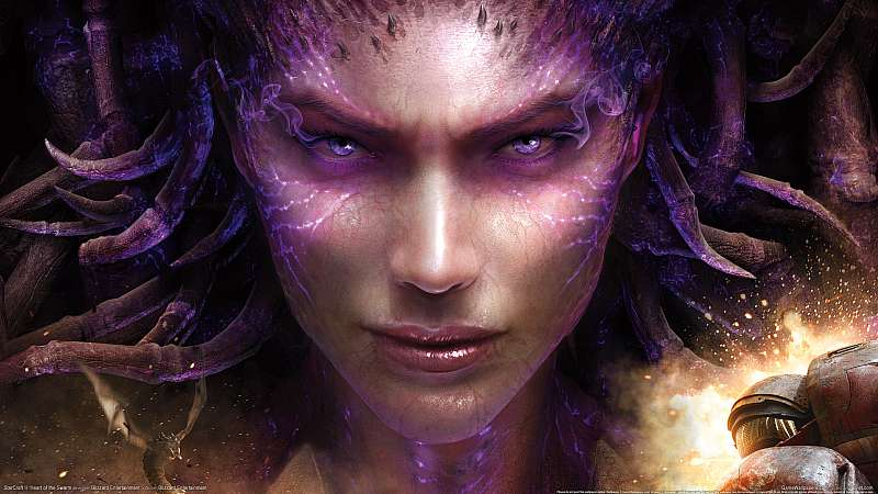 StarCraft 2: Heart of the Swarm Hintergrundbild