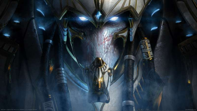 StarCraft 2: Legacy of the Void Hintergrundbild 04