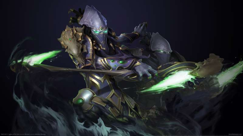 StarCraft 2: Legacy of the Void Hintergrundbild 05
