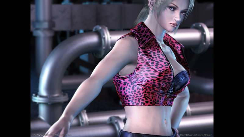 Tekken Tag Tournament Hintergrundbild