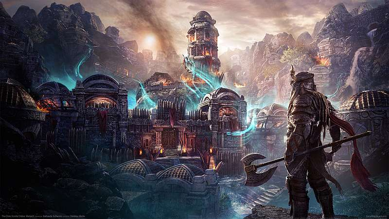The Elder Scrolls Online: Markarth Hintergrundbild