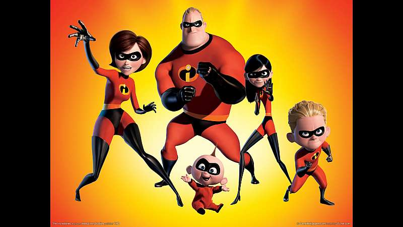 The Incredibles Hintergrundbild