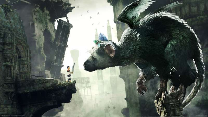The Last Guardian Hintergrundbild 01