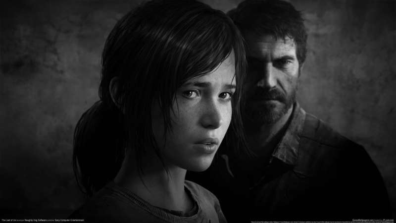 The Last of Us Hintergrundbild 03