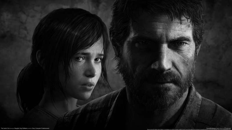 The Last of Us Hintergrundbild 04