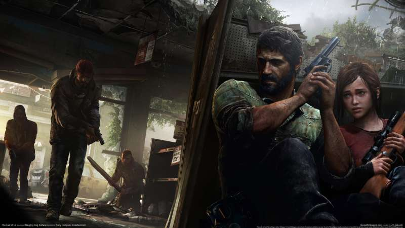 The Last of Us Hintergrundbild 10