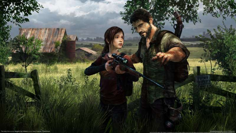 The Last of Us Hintergrundbild 12