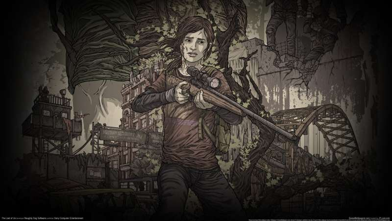 The Last of Us Hintergrundbild 15