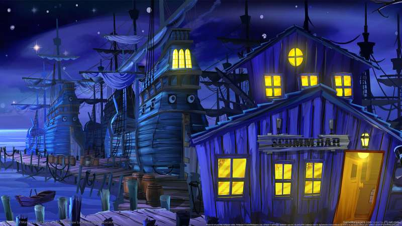 The Secret of Monkey Island: Special Edition Hintergrundbild