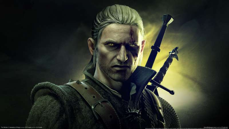 The Witcher 2: Assassins of Kings Hintergrundbild