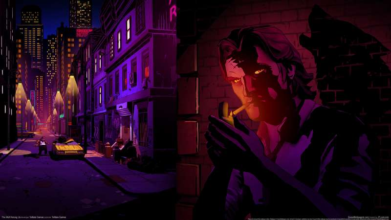 The Wolf Among Us Hintergrundbild 01