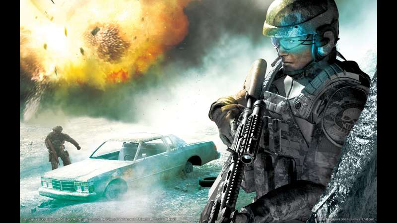 Tom Clancy's Ghost Recon Advanced Warfighter 2 Hintergrundbild 02