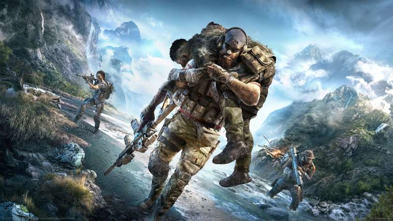 Tom Clancy's Ghost Recon Breakpoint Hintergrundbild