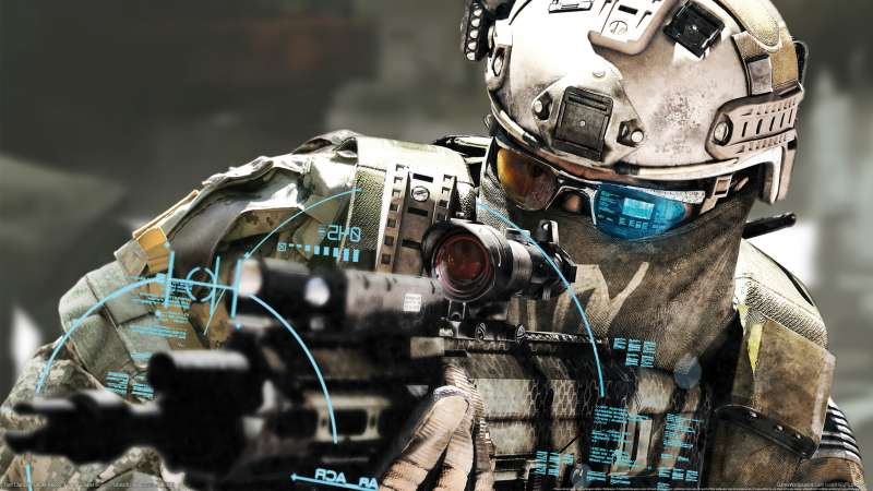Tom Clancy's Ghost Recon: Future Soldier Hintergrundbild 03