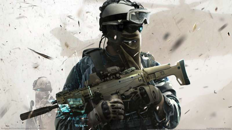 Tom Clancy's Ghost Recon: Future Soldier Hintergrundbild 05