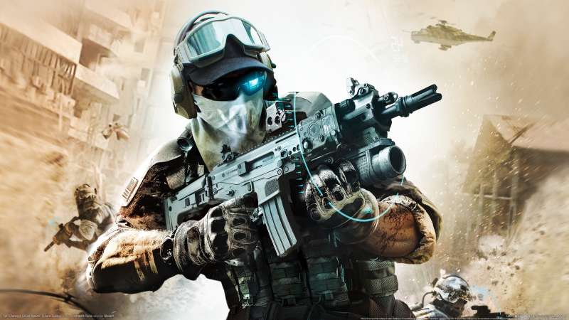 Tom Clancy's Ghost Recon: Future Soldier Hintergrundbild 06