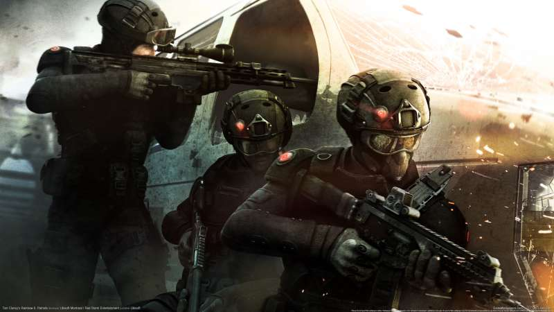 Tom Clancy's Rainbow 6: Patriots Hintergrundbild 01