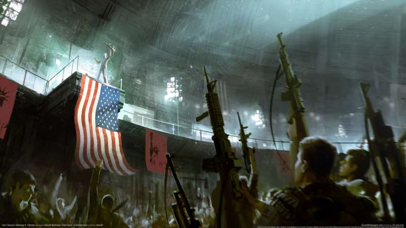 Tom Clancy's Rainbow 6: Patriots Hintergrundbild 06