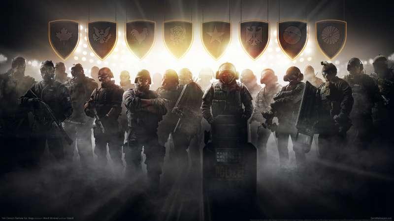 Tom Clancys Rainbow Six Siege Desktop Hintergrundbilder