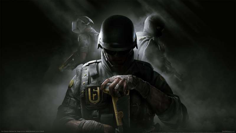 Tom Clancy's Rainbow Six: Siege Hintergrundbild