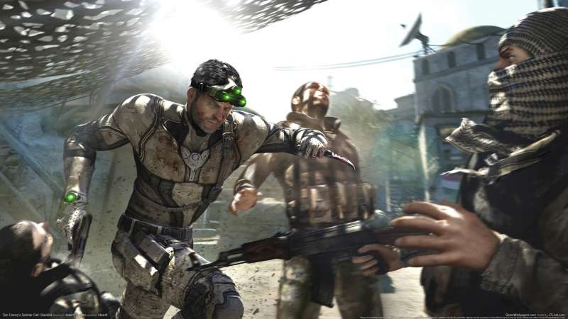 Tom Clancy's Splinter Cell: Blacklist Hintergrundbild 01
