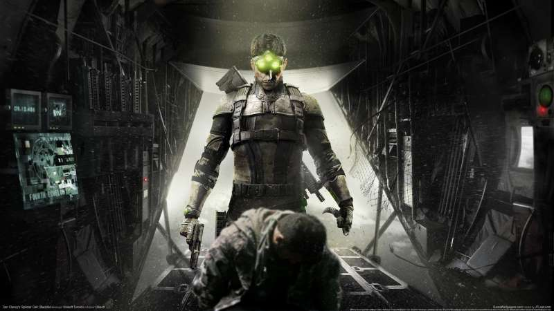 Tom Clancy's Splinter Cell: Blacklist Hintergrundbild 02