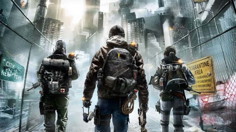 Tom Clancy's The Division Hintergrundbild 02