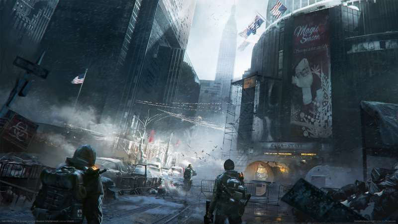 Tom Clancy's The Division Hintergrundbild 03